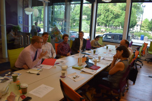 Revolving fund visit-3
