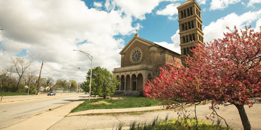 St. Mark Church in Evanston
